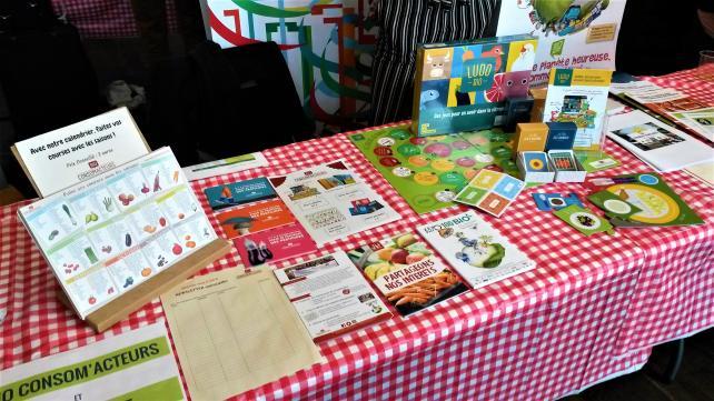 Présentation LUDOBIO – Sortons l'Agriculture du Salon 2018